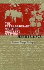 Front cover of The Extraordinary Work of Ordinary Writing
