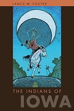 Front cover of The Indians of Iowa