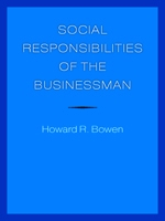 Front cover of The Social Responsibilities of the Businessman