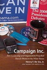 Front cover of Campaign Inc.