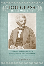 Front cover of Douglass in His Own Time