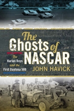 Front cover of The Ghosts of NASCAR