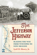 Front cover of The Jefferson Highway