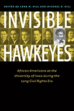 Front cover of Invisible Hawkeyes