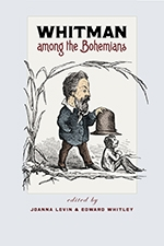 Front cover of Whitman among the Bohemians