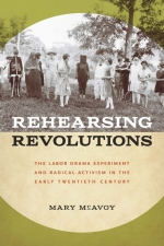 Front cover of Rehearsing Revolutions