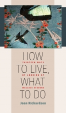 Front cover of How to Live, What to Do