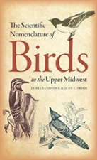 Front cover of The Scientific Nomenclature of Birds in the Upper Midwest
