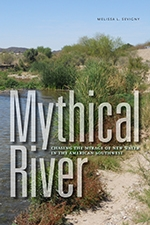 Front cover of Mythical River