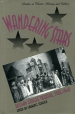 Front cover of Wandering Stars