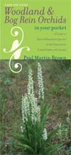 Front cover of Woodland and Bog Rein Orchids in Your Pocket