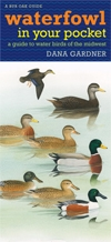 Front cover of Waterfowl in Your Pocket