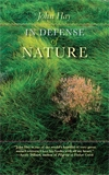 Front cover of In Defense of Nature
