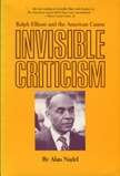 Front cover of Invisible Criticism