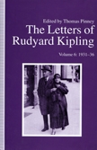 Front cover of The Letters of Rudyard Kipling, Volume 6: 1931-36