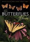 Front cover of The Butterflies of Iowa