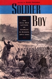 Front cover of Soldier Boy