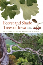 Front cover of Forest and Shade Trees of Iowa