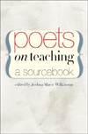 Front cover of Poets on Teaching